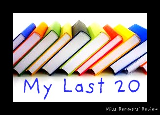 My Last 20 Books 2.8.12