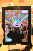 Zappar and Asda 2013 Easter Egg Hunt
