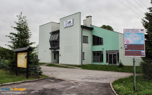 Ciekoty Szklane domy Żeromskiego