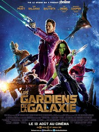 Jaquette de Les Gardiens de la Galaxie