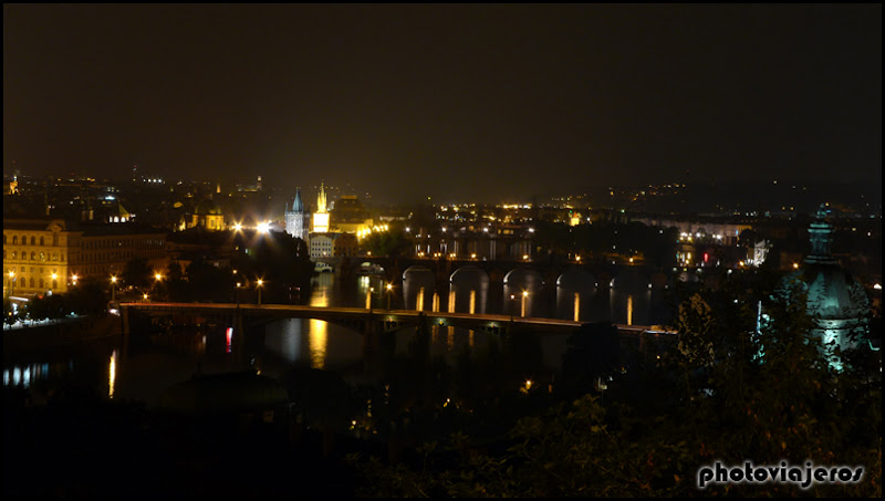 Puentes del Moldava