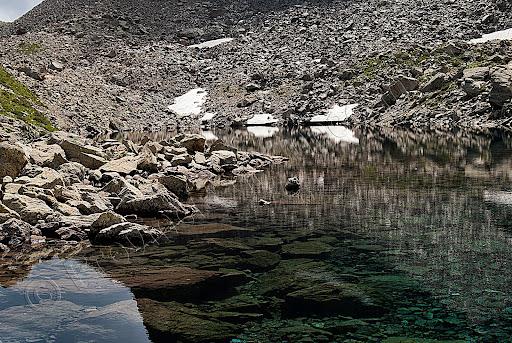 Fotografie Lago Mongioie - Pietraporzio
