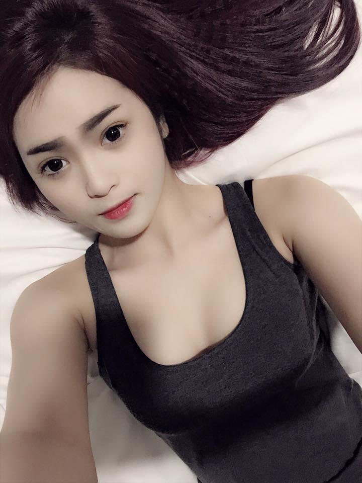 Fb girl xinh Bình Định: Hot girl Hoàng Thanh Trúc - ohgai.net