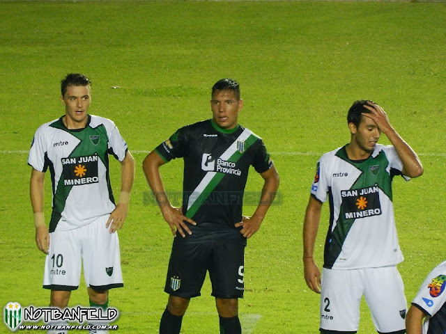 BANFIELD VS FERRO CARRIL OESTE