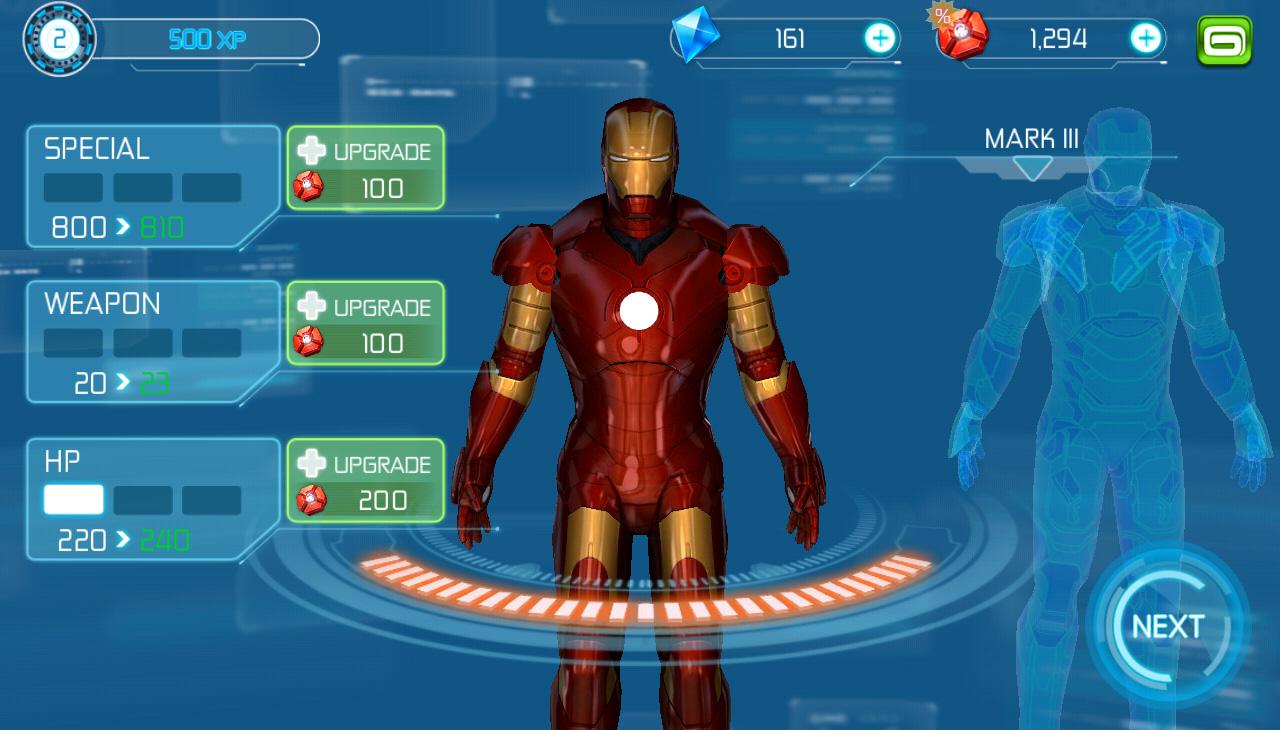Iron Man 3 được Gameloft phát hành miễn phí 3