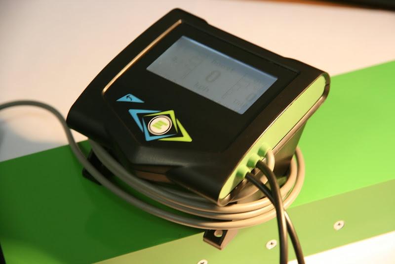 Комплект электроники для E-вела на базе синусного контроллера (maxcontroller)
