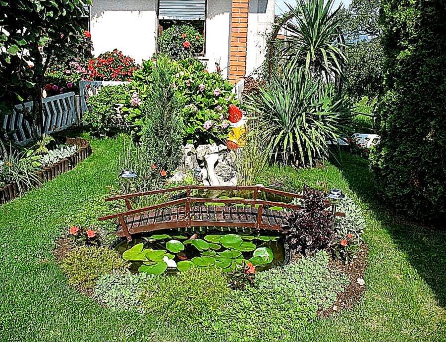 contoh taman minimalis belakang rumah gallery taman