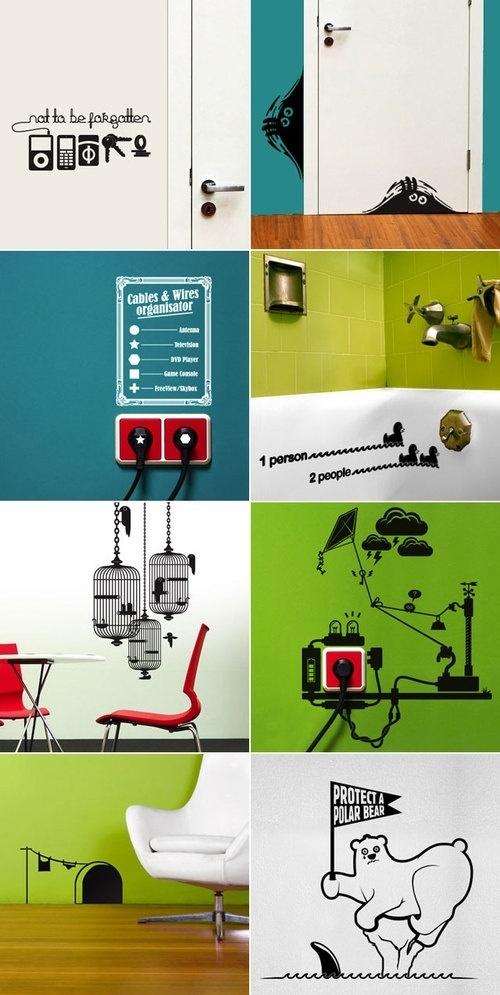 Cool Room Wall Arts