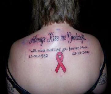 Breast Cancer Tatoos Tatoo Pictures Ideas