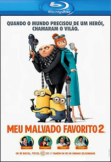 Baixar Filme Meu Malvado Favorito 2 BluRay 720p Dublado – Torrent