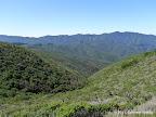 Valley views along Fifield Cahill Ridge Trail