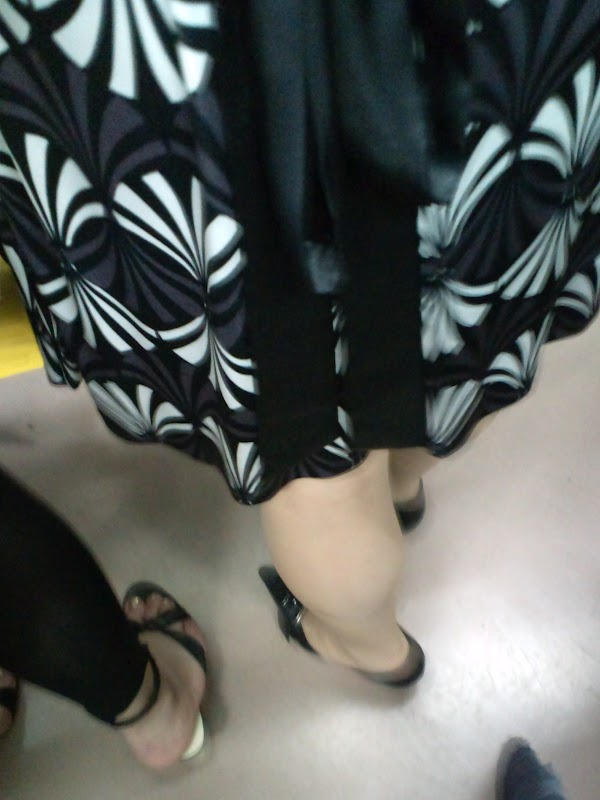 in the train [standing] vol.7 part 1  #picasa:upskirt,picasa