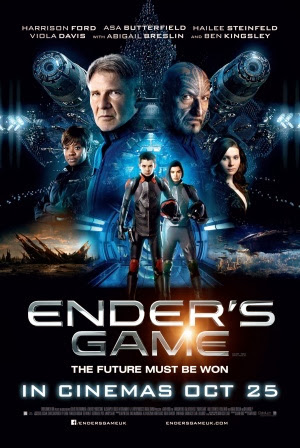 Filme Poster Ender's Game – O Jogo do Exterminador TS XviD & RMVB Legendado