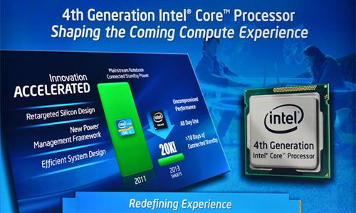 Chip Haswell của Intel gặp vấn đề với cổng USB 3.0 2