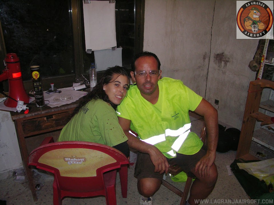 ZOMBIE APOCALIPSIS II. La Granja. 13-09-14 PICT0093