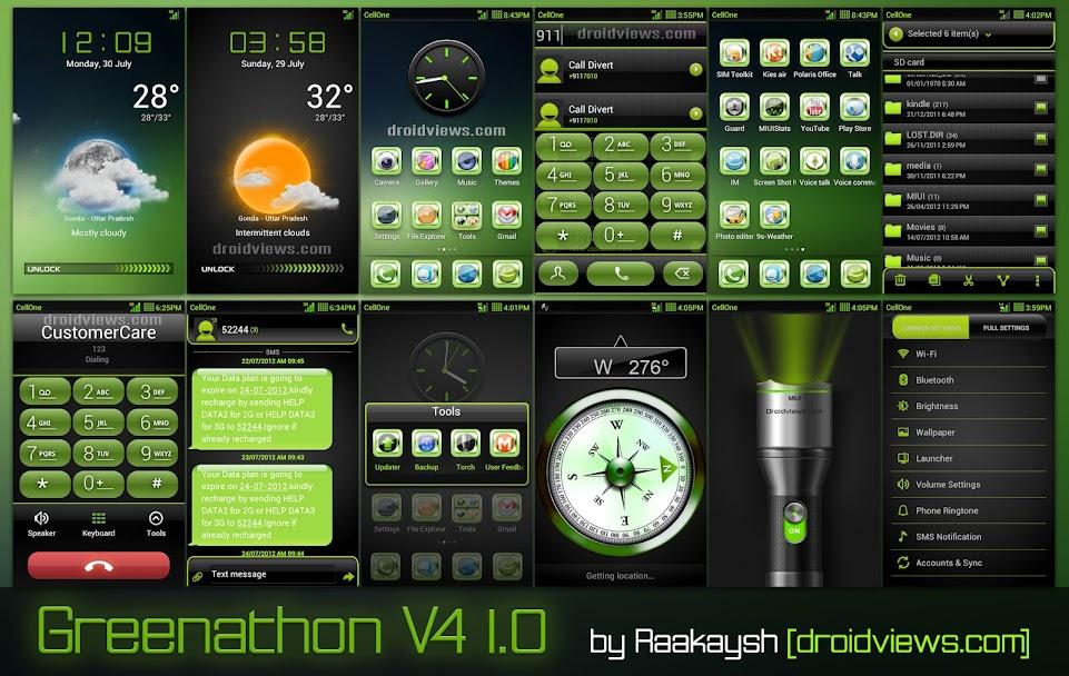 Greenathon HD 1.4