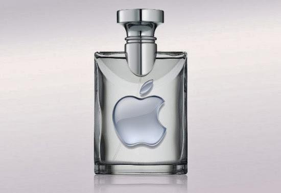 Un perfume con olor a McBook Pro