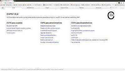 Impresoras y Cups: Cómo instalar una impresora en Ubuntu