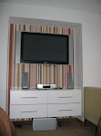 Pic of the flatpanel TV in the main room (another TV was IN the bathroom mirror)