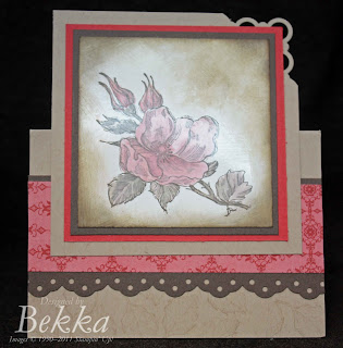 Stampin' Up! Happiness Shared width=