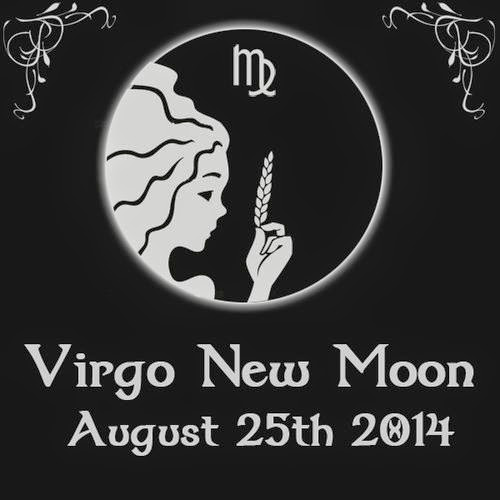 Tonight Is A New Moon In The Constellation Of Virgo A New Moon