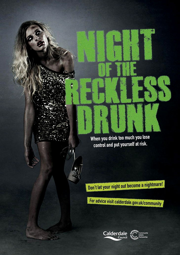 Night of the Reckless Drunk