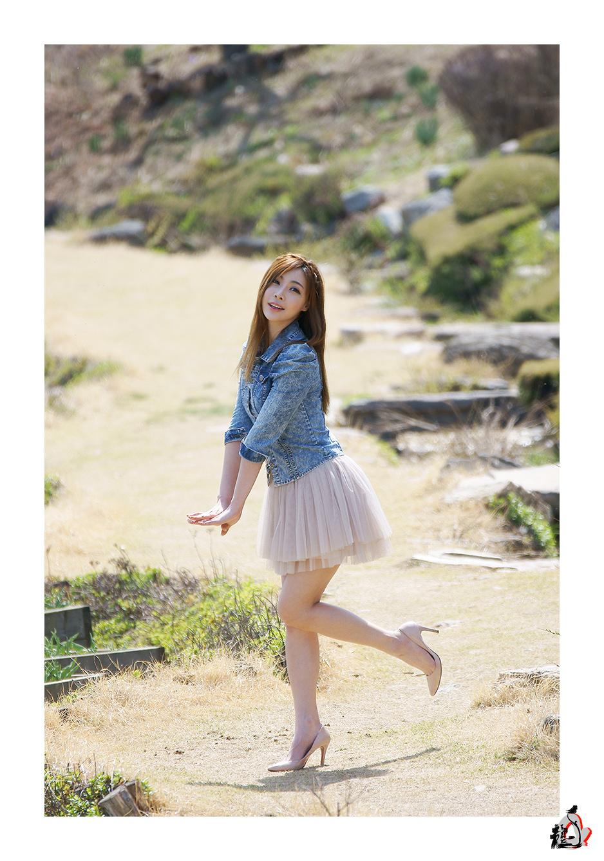 Sexy Jo Se Hee (조세희) Outdoors!