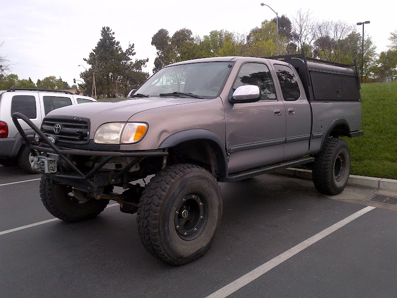 Post Your Tundra T 100 Pictures Page 18 Ttora Forum