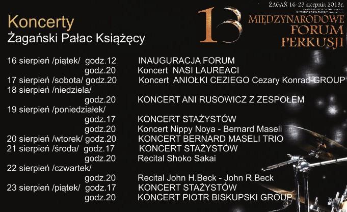 MFP 2013 - Program
