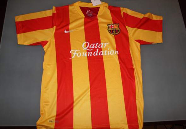 Nuevo uniforme del Barcelona 2013-2014 ¡Exclusiva!