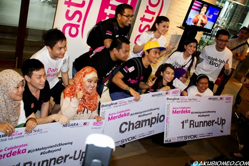pemenang aktiviti blogger