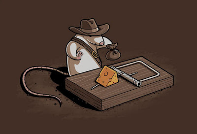 Indiana Mouse Jones and the Golden Idol Swap Scene