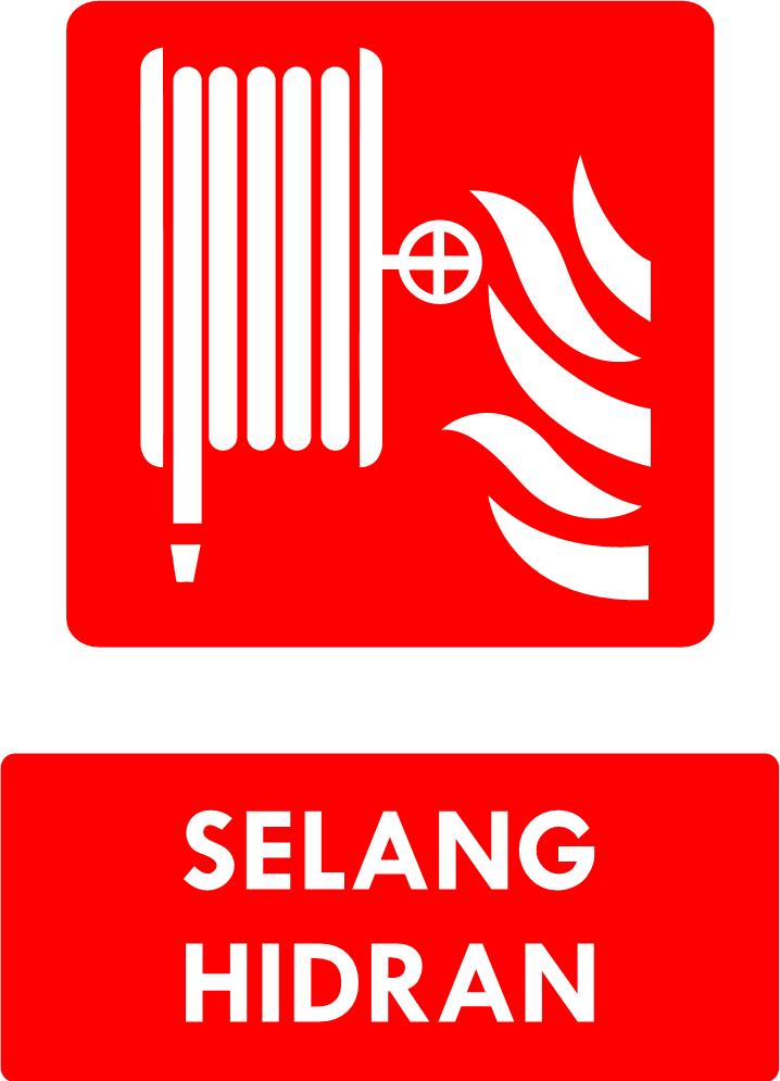 Rambu Selang Kebakaran Hidran