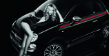 Cars & Girls Only #1 - Fiat 500C by Gucci