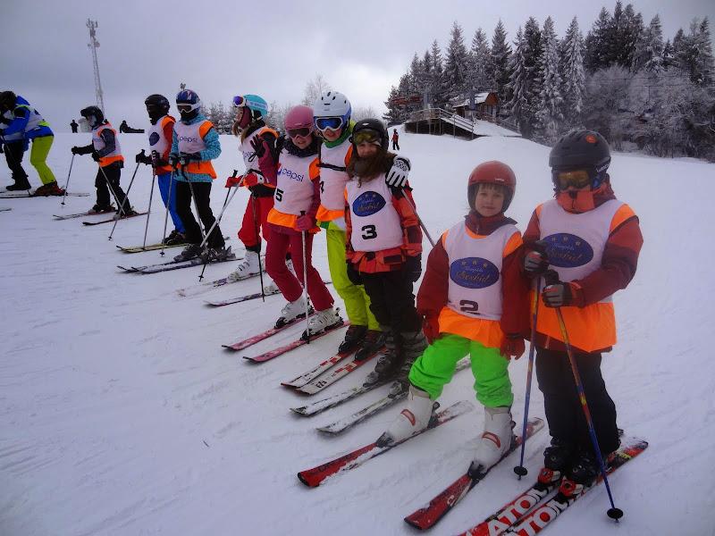 Mistrzostwa Szkoły w Narciarstwie Alpejskim