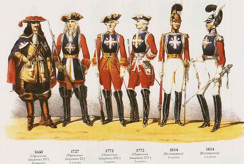 Королевские мушкетеры