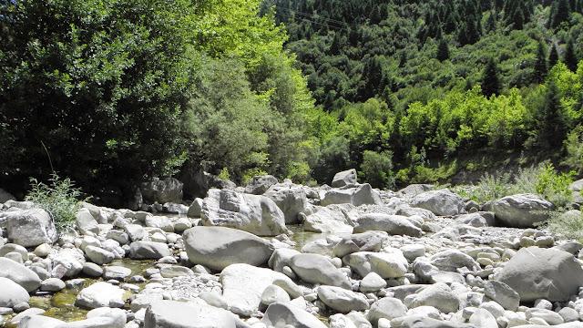 Κρικελλοπόταμος (είσοδος για Πανταβρέχει)