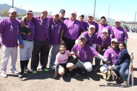 Equipo Japoneses del softbol del Club Sertoma