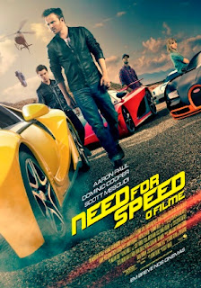 Filme Poster Need For Speed - O Filme TS XviD & RMVB Dublado