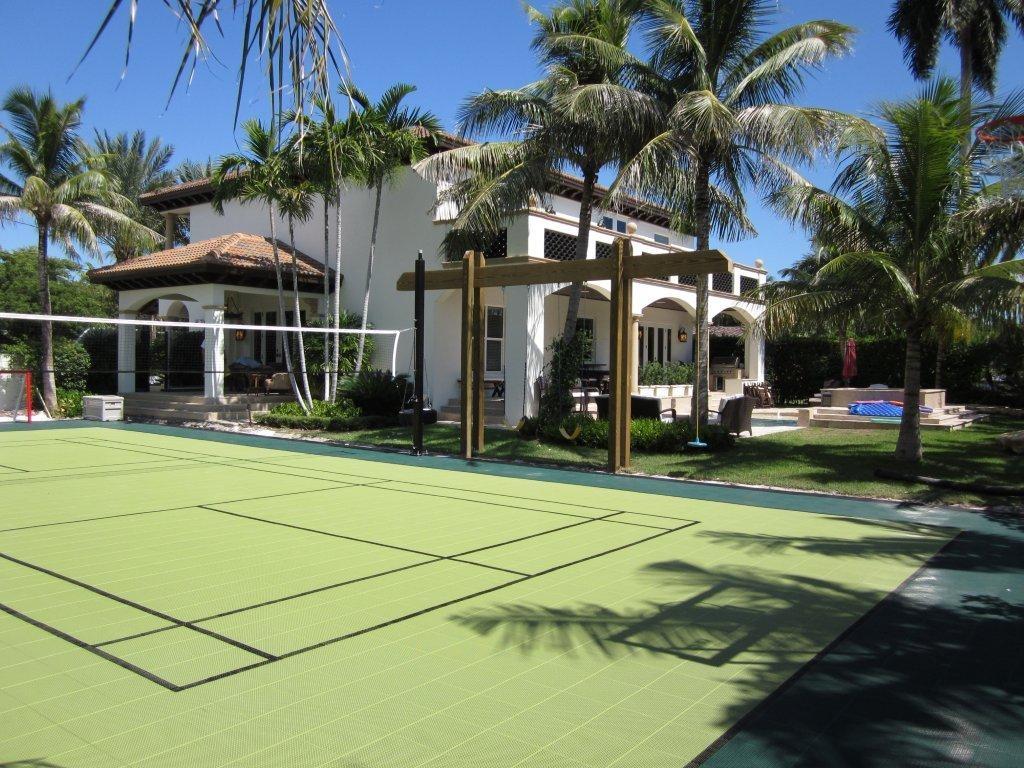 kaki flynn dream sport court for girls