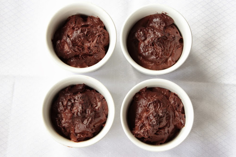 Chocolate pudding - Crema de chocolate