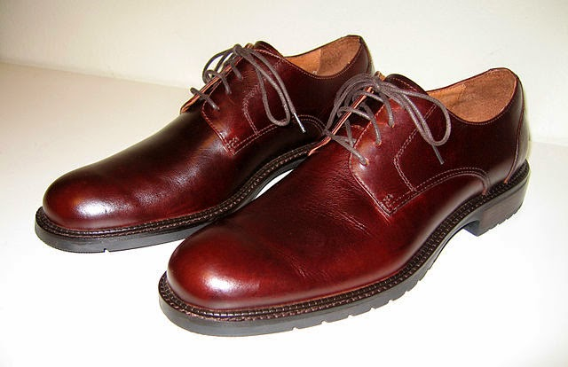 American Made Casual Leather Shoes