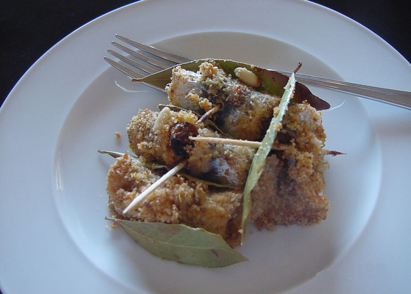 the sicilian cuisine blog sarde a beccafico the unique