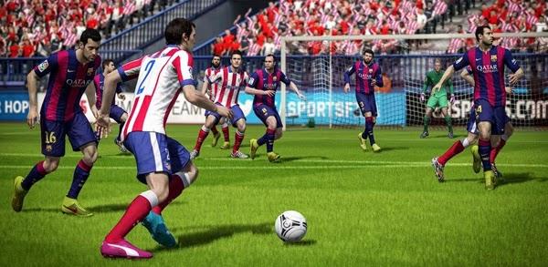 FIFA 15 (XBOX 360)