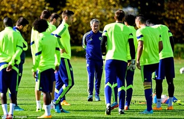 Chelsea chuẩn bị sẵn sàng cho cuộc đón tiếp Maribor