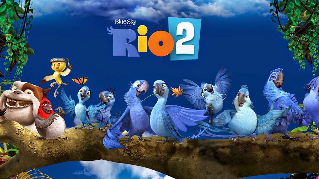 Xem phim Rio Season 2 - Vẹt đuôi dài Rio Phần 2 Vietsub