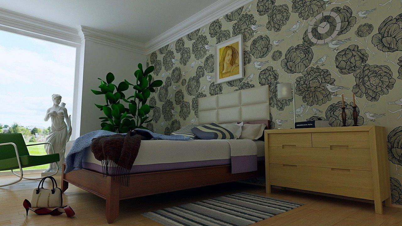 Como utilizar papel de parede para a decoração da sua casa