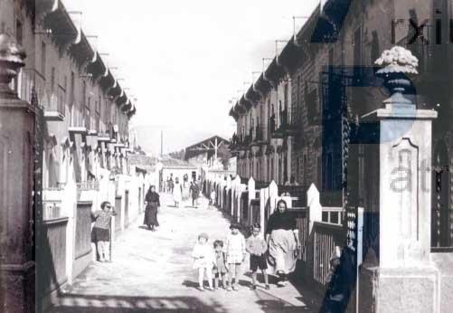 Passatge Tubella, Barcelona (1924-1925)