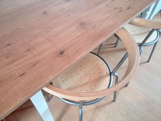 Nueva mesa.