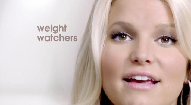 "Jessica Simpson Weight Watchers ""Choices"" TV Commercial"